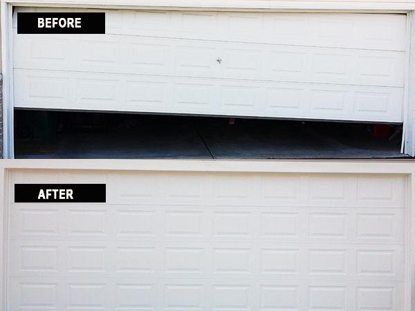 Service And Repair The Garage Door Hero